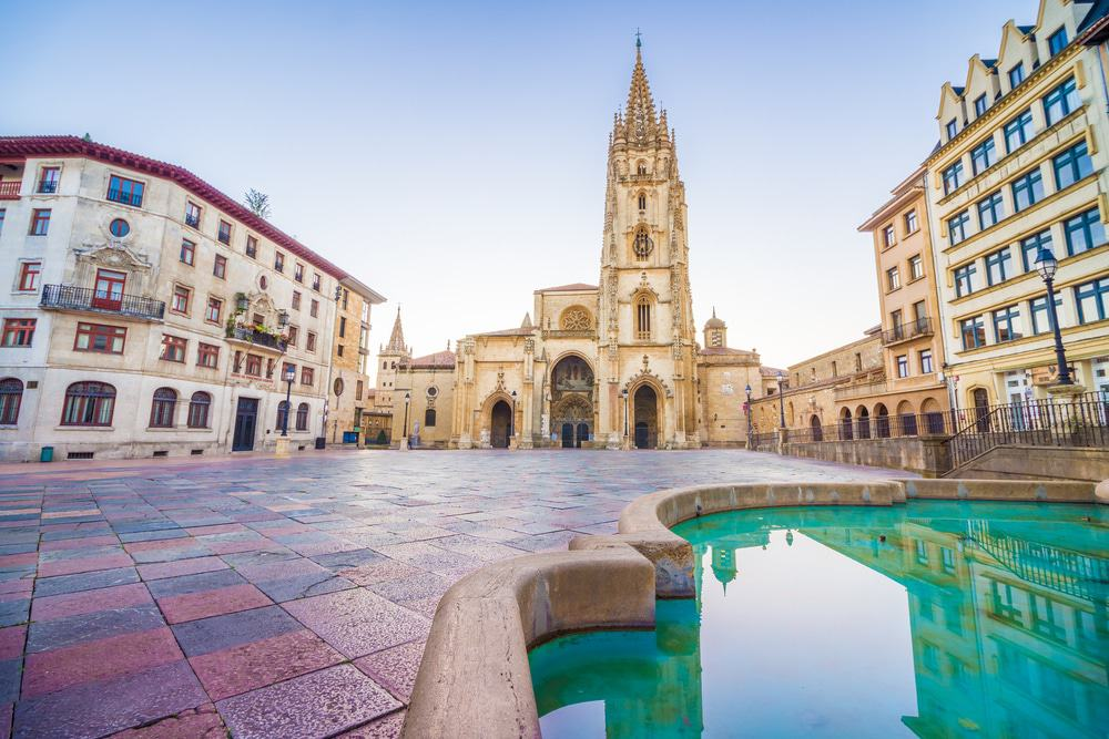 Cathedral of Oviedo, Spain