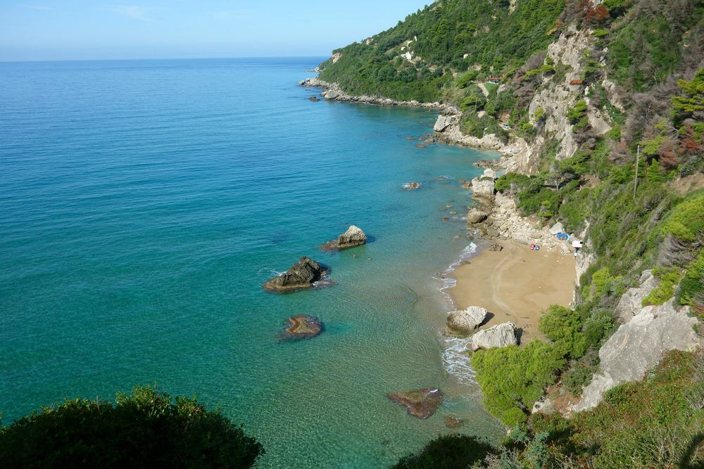 Mirtiotissa Beach, Corfu