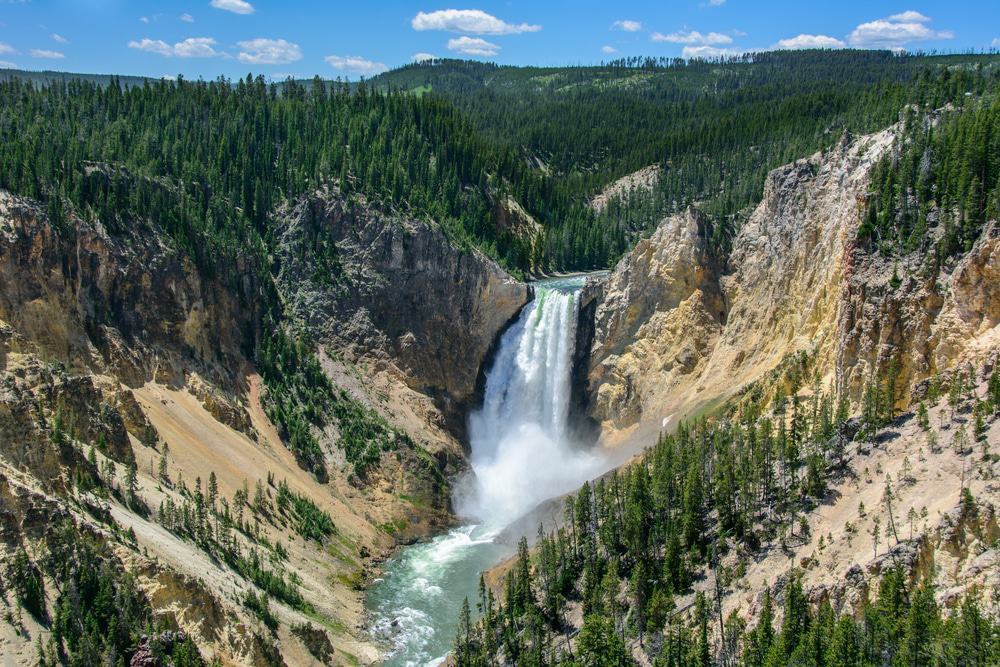 15 Amazing Waterfalls In Wyoming The Crazy Tourist