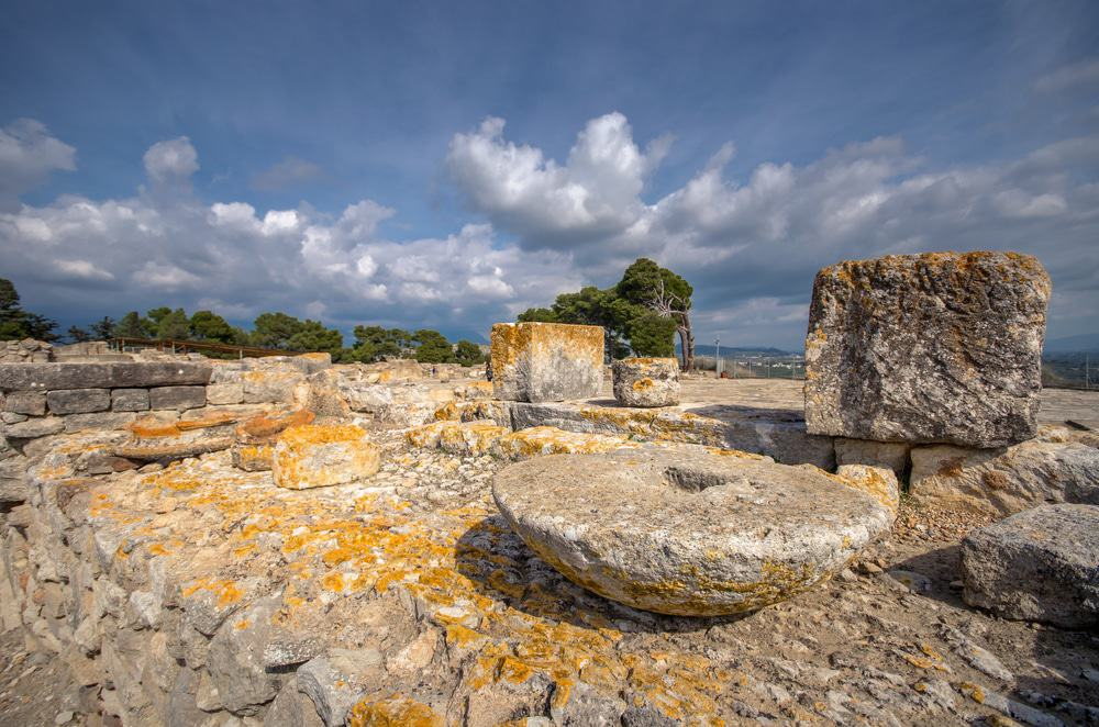 Phaistos Palace and Archaeological Site