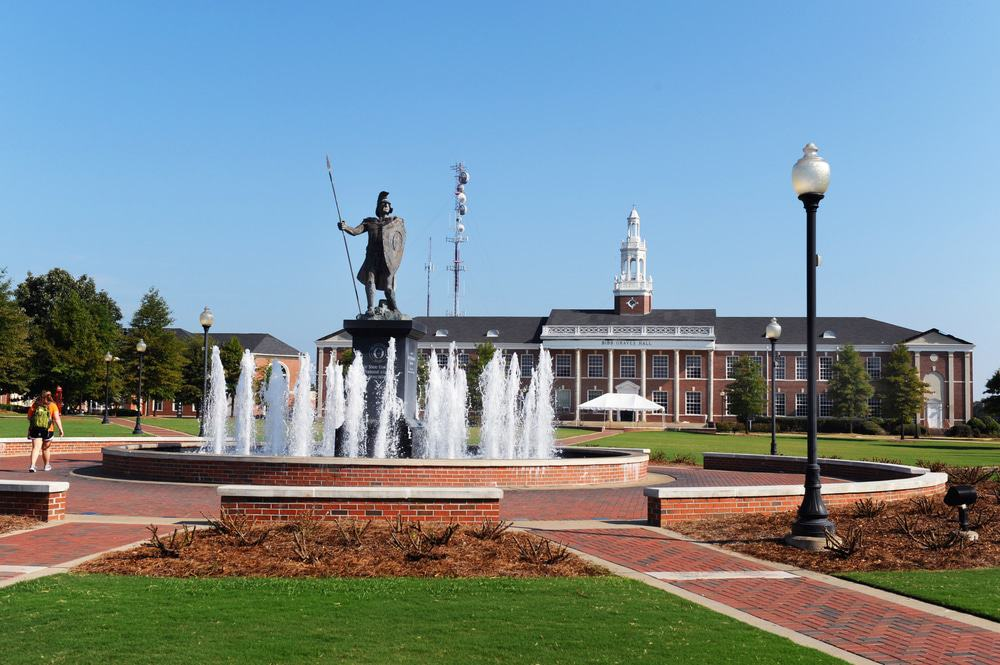 Troy University, Alabama
