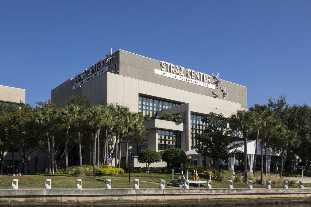 Straz Center, Tampa