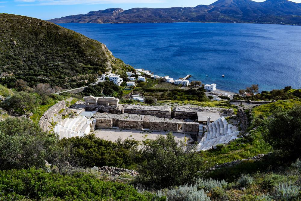 Ancient Theatre of Milos