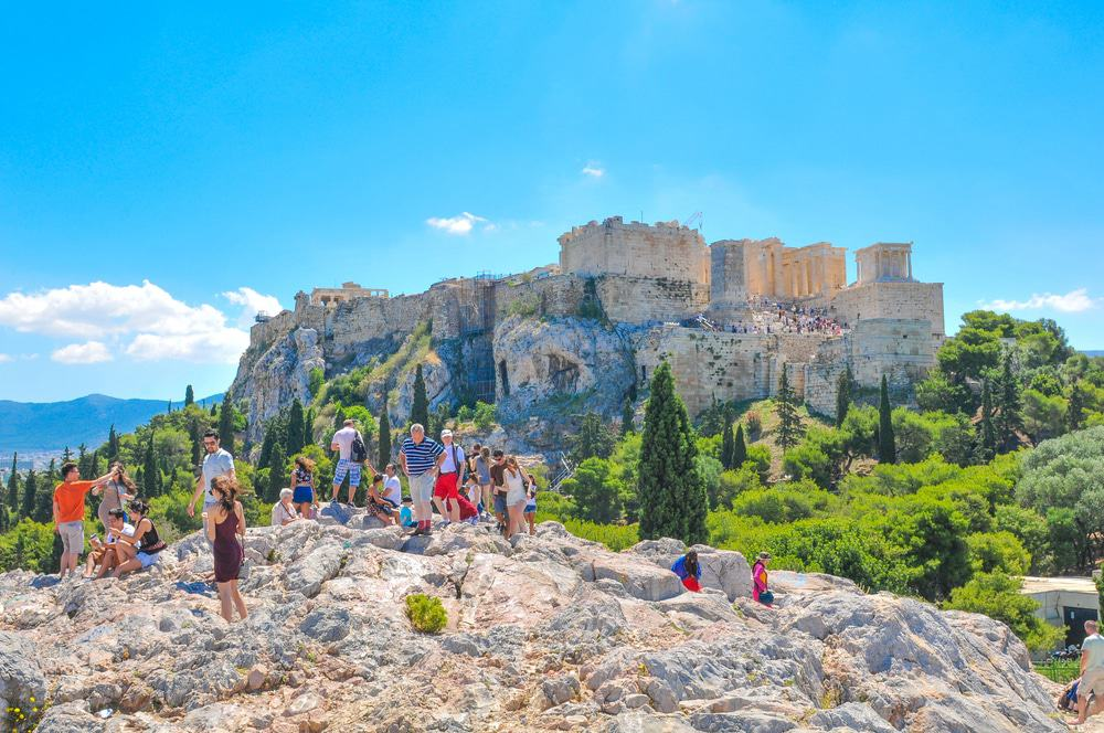 Areopagus, Athens