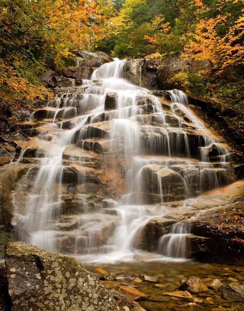 Cloudland Falls, New Hampshire