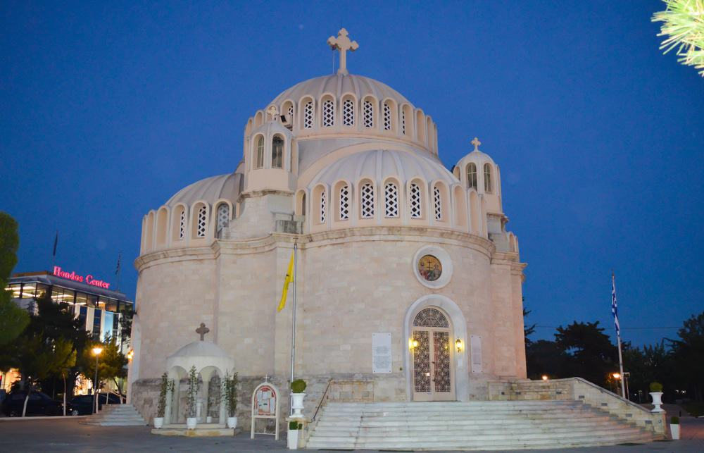 Saints Constantine and Helen Cathedral, Glyfada