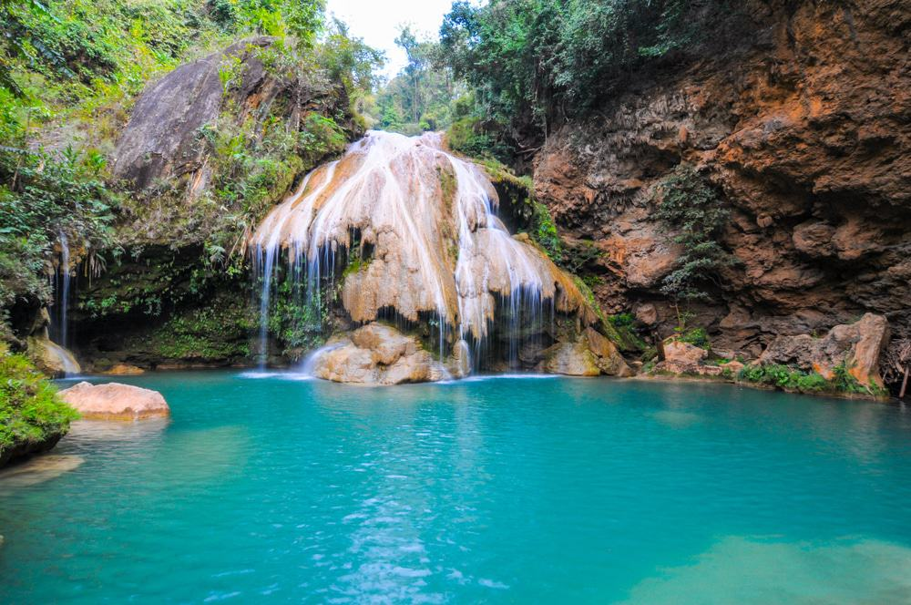 Koh Luang Waterfall