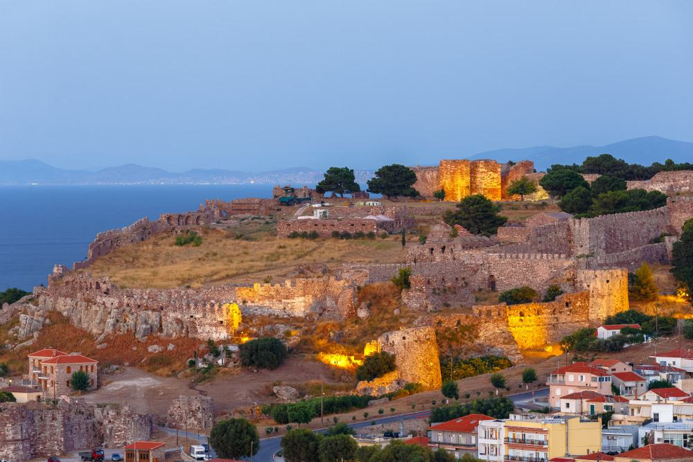Castle of Mytilene