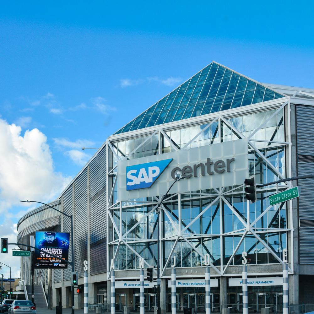 SAP Center, San Jose