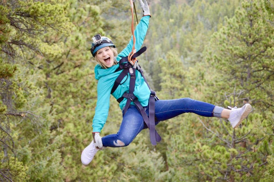 Rocky Mountain Zipline Adventure Tour