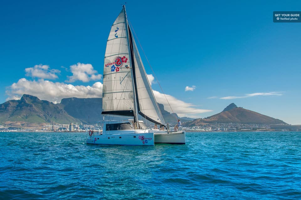 Cape Town Waterfront And Bay Sailing Trip