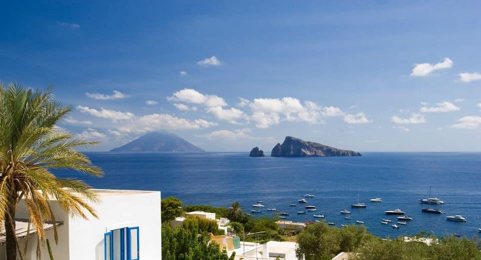Chic Panarea And Stromboli Full-day Tour
