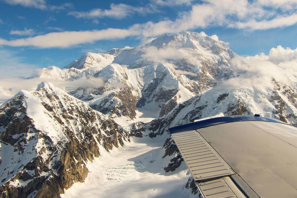 Denali North Face Flight Expedition