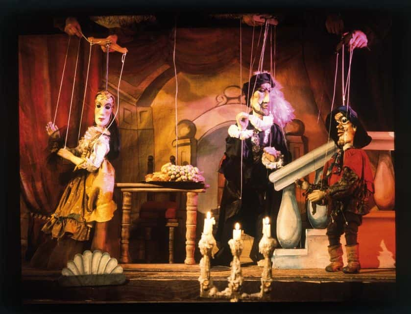 Don Giovanni Traditional Marionette Show