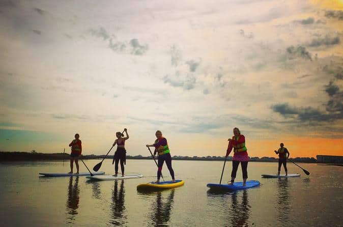 Guided Stand-Up Paddleboard Tour