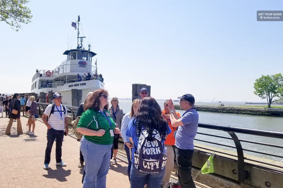 Guided Tour Of Ellis Island