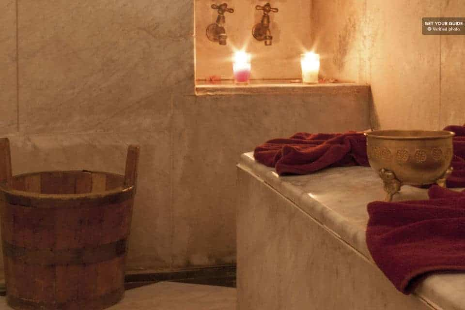 Hammam And Steam Relaxation
