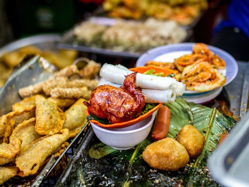 Hanoi Guided Street Food Tour