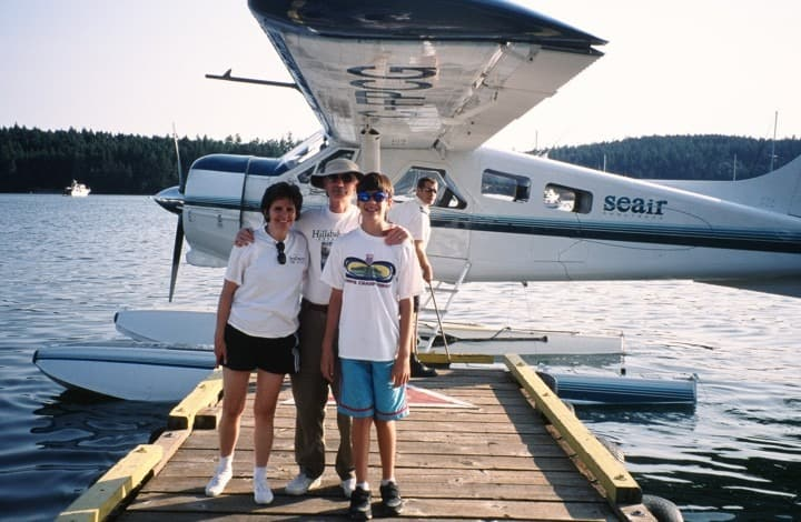 Kayak Outing With Seaplane Experience