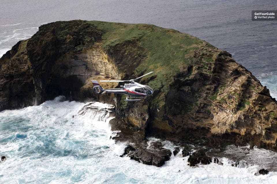 Maui And Molokai Scenic Helicopter Flight