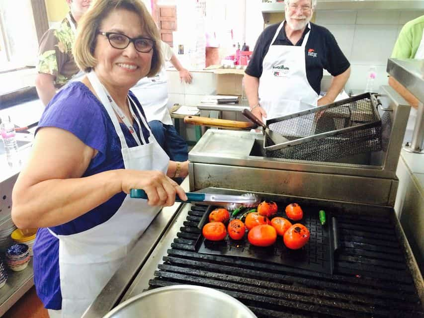 Mexican Cooking Class With A Local