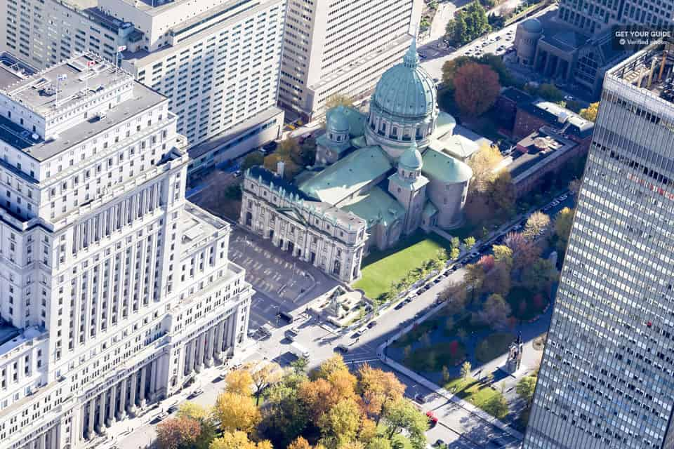 Montreal Helicopter Tour