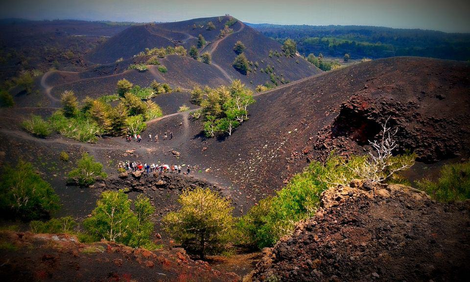 Mount Etna Sunset Tour