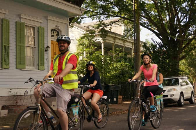 New Orleans By Bike