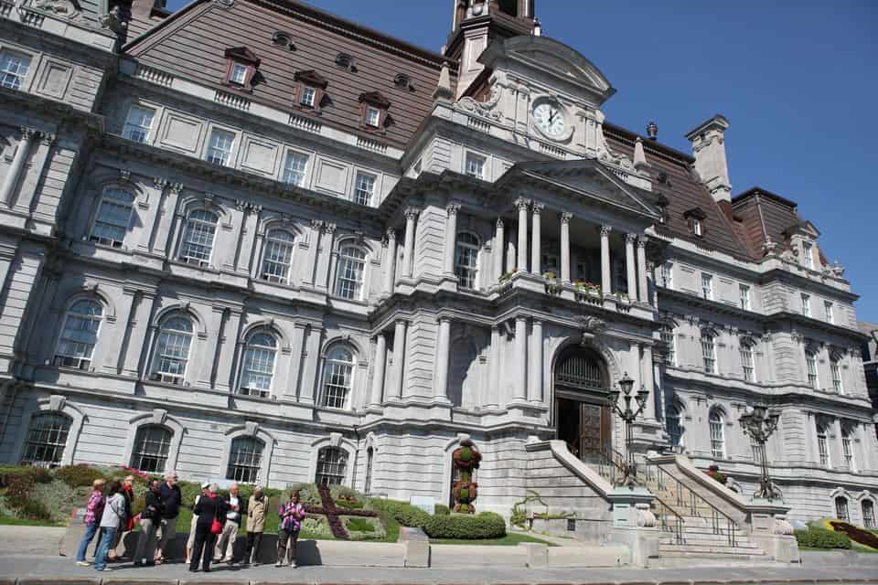 Old Montreal's East Side Walking Tour