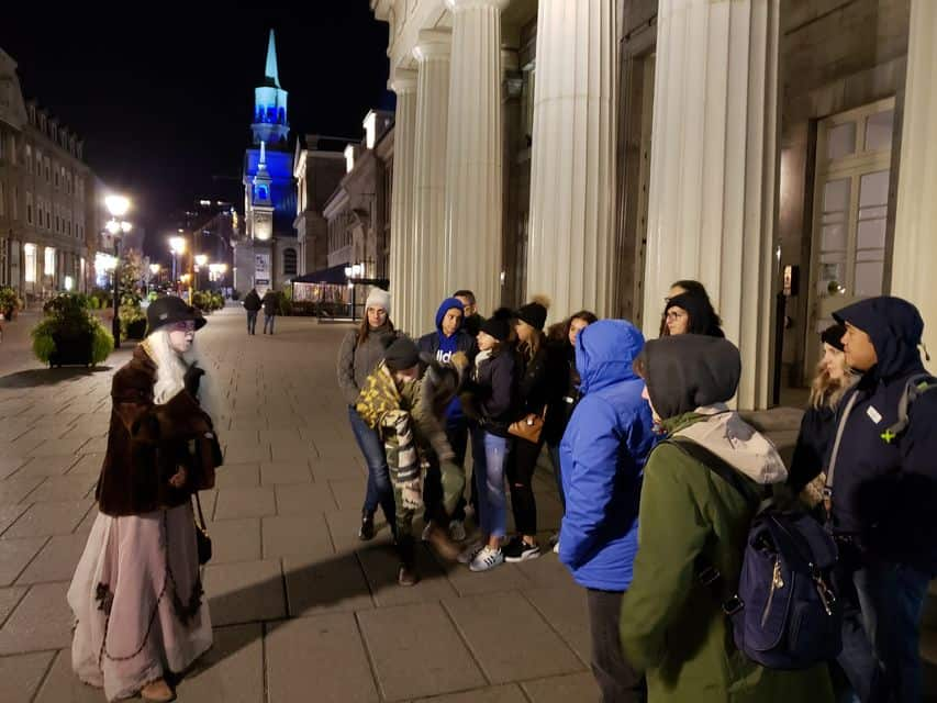 Old Montreal Ghost Walk