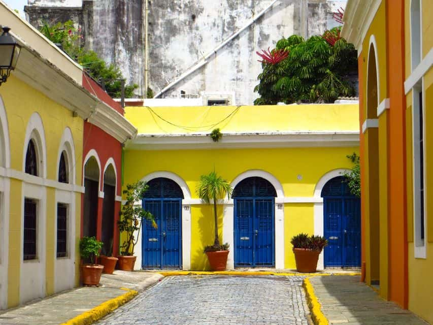 Old San Juan Walking And Tasting Tour