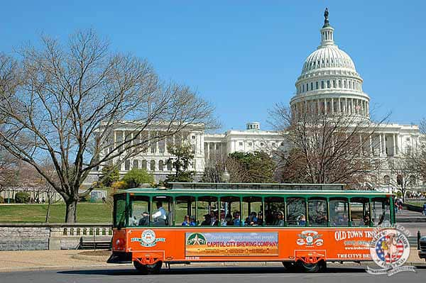 Old Town Trolley Tour, DC