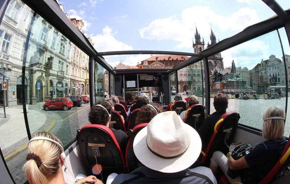 Orientation Tour By Bus