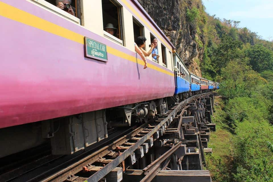 River Kwai & Death Railway Tour From Bangkok