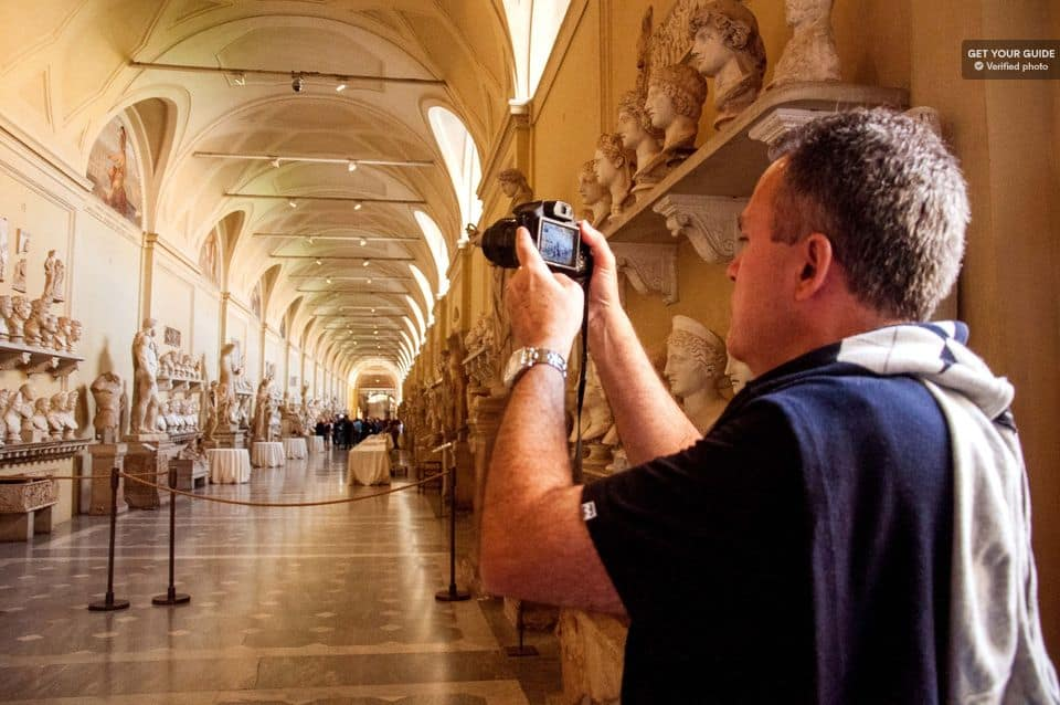 Vatican Museums & Sistine Chapel Fast-Track