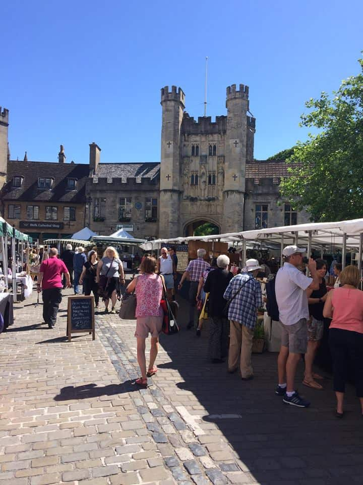 Wells Outdoor Market