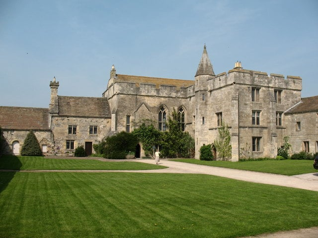 Markenfield Hall