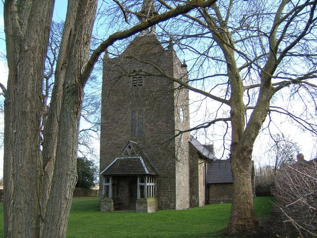 Rotherwas Chapel