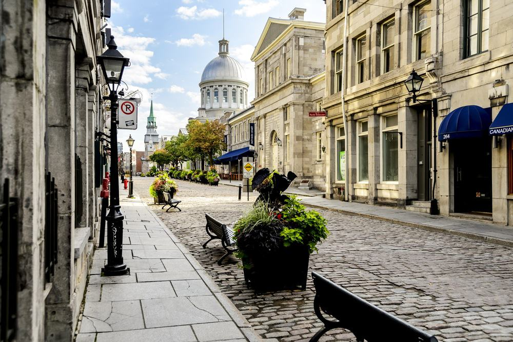 Old City Montreal