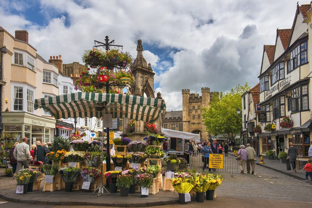 Wells Market Place