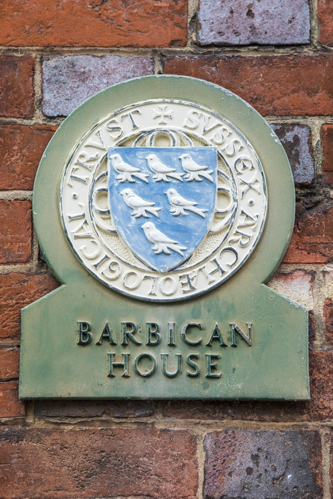 Barbican House Museum