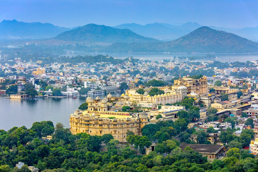 Udaipur City