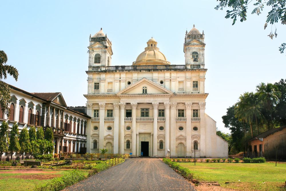Church of St Cajetan, Old Goa City
