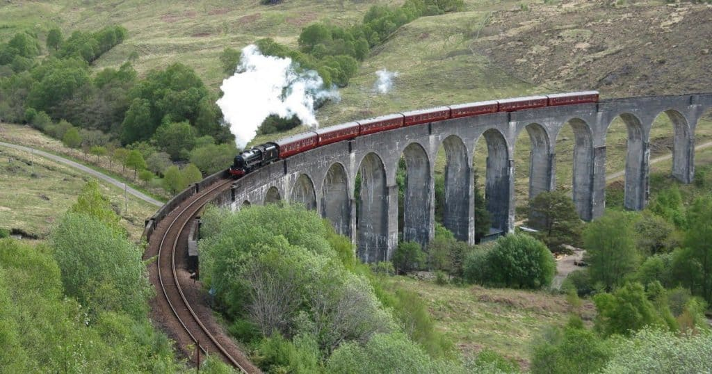 Magical Highlands Tour by Steam Train