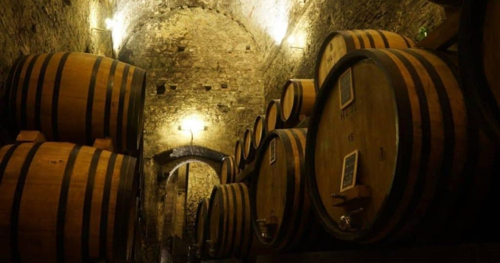 Montepulciano Wine Tasting and Cellar Tour