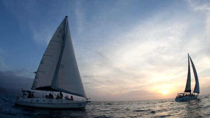 Shared Sunset Sailing Cruise in Cabo San Lucas