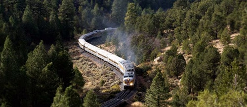 Sedona: Grand Canyon Railway Full-Day Scenic Rail Tour