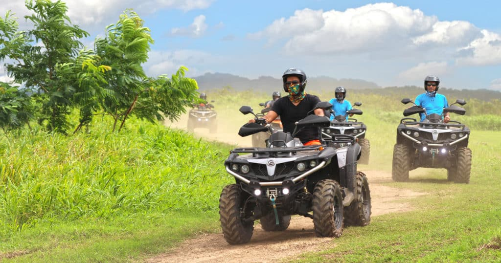 ATV Adventure at Campo Rico Ranch