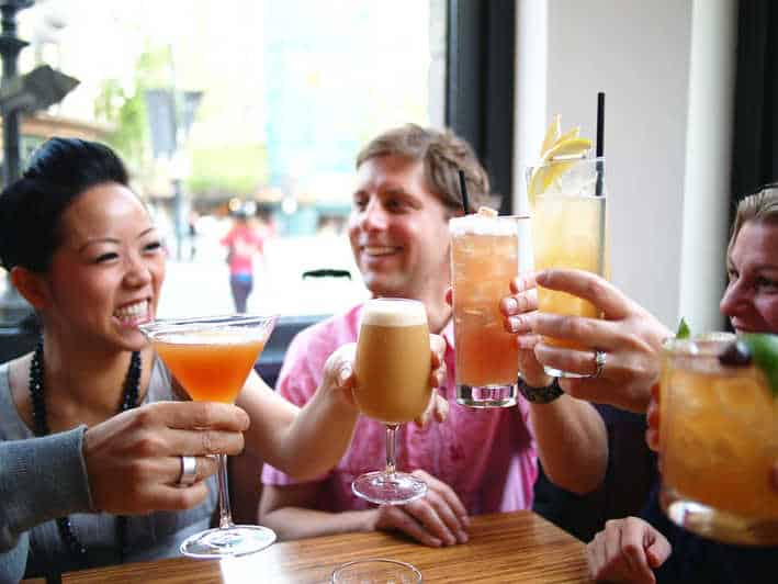 Gastown Food, Craft Beer And Wine Tasting Tour