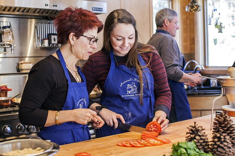 Armand's Kitchen Cooking Classes